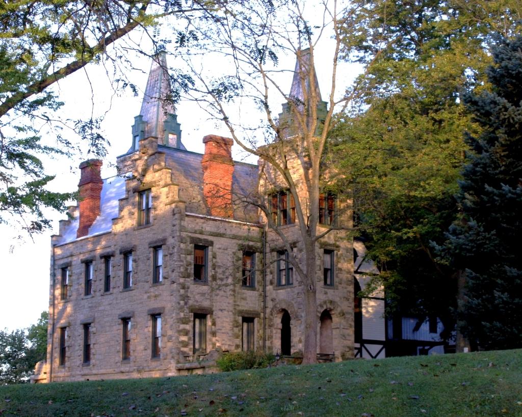 The Piatt Castles