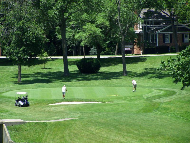 Moose Lodge Golf Course