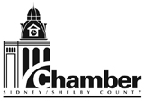 Sidney/Shelby County Chamber of Commerce Logo