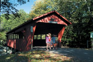 Sidney's Covered Bridge